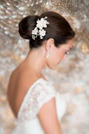 floral hair accessories gorgeous hair accessories for brides on their wedding day inside