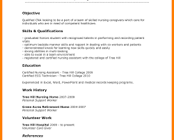 Retired Military Resume Examples Cna Resumes Examples Resume Example And Free Resume Maker