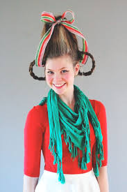whoville hair and makeup tutorial free grinch mask grinch stole