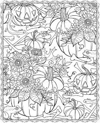fall halloween coloring pages u2013 fun christmas