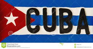 Cuban Flag Images Red Blue White Cuban Flag On Metal Plate Cuba Stock Image Image