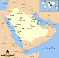 A Map Of The Middle East by Map Of Saudi Arabia Cities Google Search Maps Pinterest
