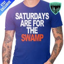 florida gators home decor official florida gators shirt saturdays are for the swamp