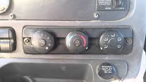 2013 freightliner cascadia a c hvac system reset youtube