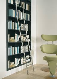 Library Ladders Klassik Ladder System Positionable Ladder Library Ladders From
