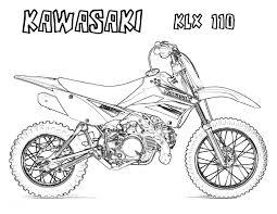 dirt bike coloring pages printable u2014 fitfru style dirt bike