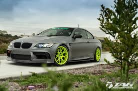 matte grey bmw this build presents a wild combination of colors a matte gray bmw