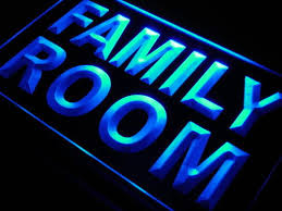 Neon Lights Home Decor Family Room Home Decor Display Neon Light Sign Family Room Home