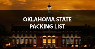 Oklahoma travel toiletries images What to bring to oklahoma state the move in day packing list png