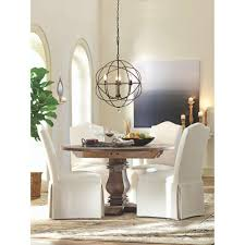 Home Decorators Colection Home Decorators Collection Aldridge Antique Grey Dining Table
