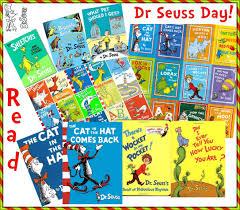 kid literature blog dr seuss day