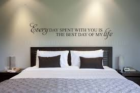 every day spent with you is the best day of my life vinyl wall