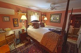 red room phineas swann bed and breakfast