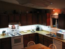 Led Kitchen Lighting Under Cabinet by Kitchen Light Pretty Under Cabinet Led Lighting Battery Powered