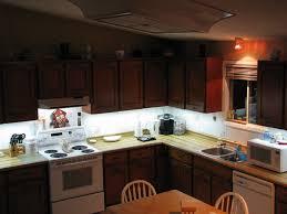 Led Lights Kitchen Cabinets Kitchen Light Pretty Under Cabinet Led Lighting Battery Powered