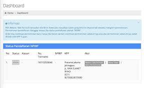 membuat npwp lewat online antara membuat npwp online atau langsung ke kantor pajak