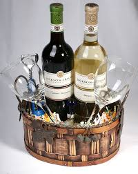 what to put in a wine basket gift baskets punch wine