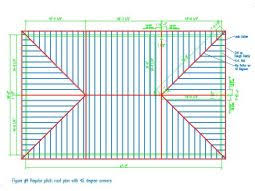 Hip Roof Design Calculator How To Design Your Own Hip Roof Framing Plans