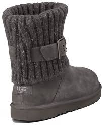 womens ugg cambridge boot grey ugg womens cambridge boots on sale 135 99 and free ship