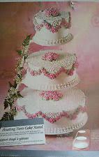 wedding cake tier stands wilton wedding cake 2 tier stands ebay