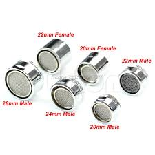 kitchen faucet filter water saving kitchen faucet tap aerator chrome male female nozzle