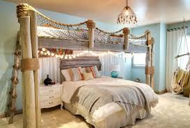 chambre nature chambre deco nature un lit mezzanine avec une tate de lit bois