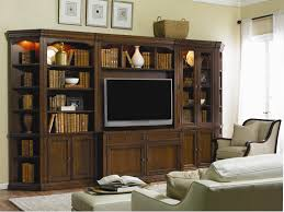 Smith System Furniture by Hooker Furniture Cherry Creek Traditional Modular Wall System With