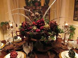 dining table centerpieces dining room tables everyday christmas