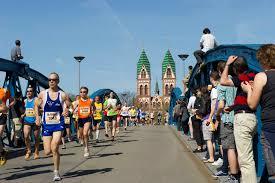 Baden Messe Freiburg 42 Kilometer Durch Die Stadt Freiburg Marathon 2018