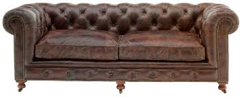 Worn Leather Sofa What Is A Distressed Leather Sofa Home Decorations Insight