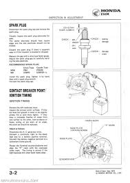 1979 1987 honda z50r motorcycle service manual
