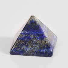 aliexpress buy 1 pcs pyramid fashion energy healing lapis