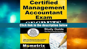 pdf certified management accountant exam secrets study guide cma