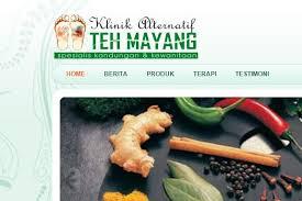 Teh Mayang kecewa dengan klinik teh mayang bandung 盪 rumah pengaduan
