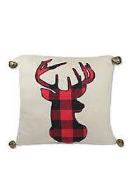 Red Decorative Pillow Decorative Throw Pillows Belk