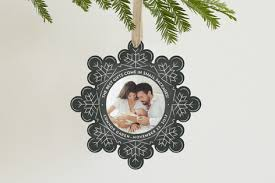 snowflake ornament cards by gardner minted