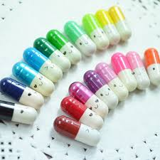 party favours 200 pcs lot pill capsules message in a bottle party favours
