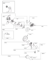 moen single handle kitchen faucet repair parts moen t2449cp parts list and diagram ereplacementparts com
