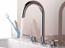 grohe bathroom sink faucets curvy grohe faucets with peach wall color and large sink grohe