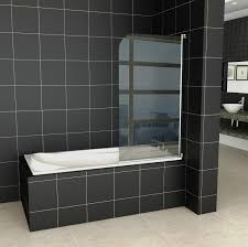 glass shower doors add an elegance and style to the bathroom 2
