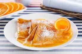 cuisine crepe crêpe suzette เครปซ เซตต kinlakestars