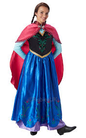 frozen costume adults disney frozen fancy dress mens womens princess fairytale