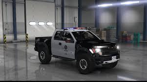 Ford Raptor Truck - ford f150 svt raptor v2 1 mod american truck simulator mod ats mod