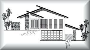 hillside house plans house plans for hillside lots modern house plans for sloped lots