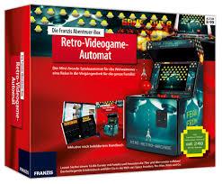 Das Wohnzimmer Wiesbaden Facebook Die Franzis Abenteuer Box Retro Videogame Automat Der Mini Arcade
