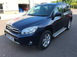 used toyota rav4 2008 for sale motors co uk