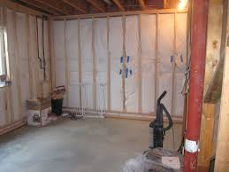 finish a basement workout area before and after pictures