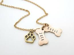 jewelry personalized 24 best personalized pet lover jewelry images on dog