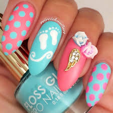 Baby Nail Art Design 53 Best Nails Images On Pinterest Make Up Hairstyles And Anchor