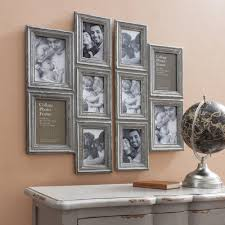 how to display picture frames on a hallway table u2014 interior home